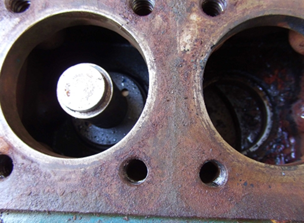 氨气压缩机维护